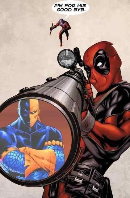 deadpool on pinterest - photo #35