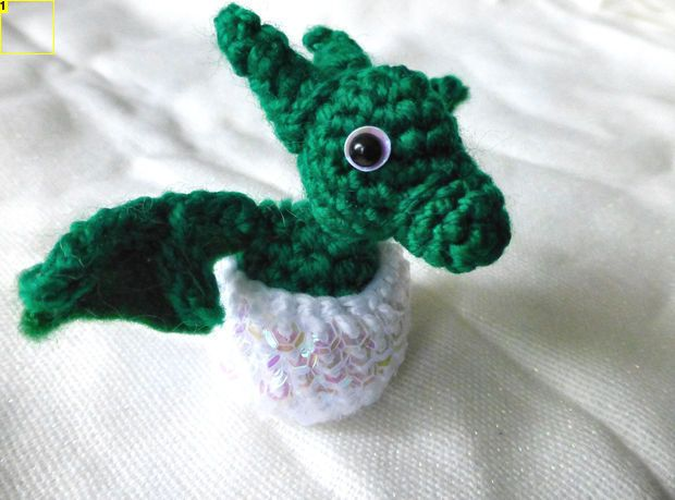 dragon free crochet pattern Crochet (and knit!) the days ...