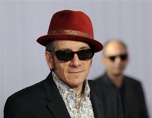 Elvis Costello And The Attractions Blood Chocolate