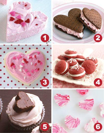 valentine day desserts cupcakes