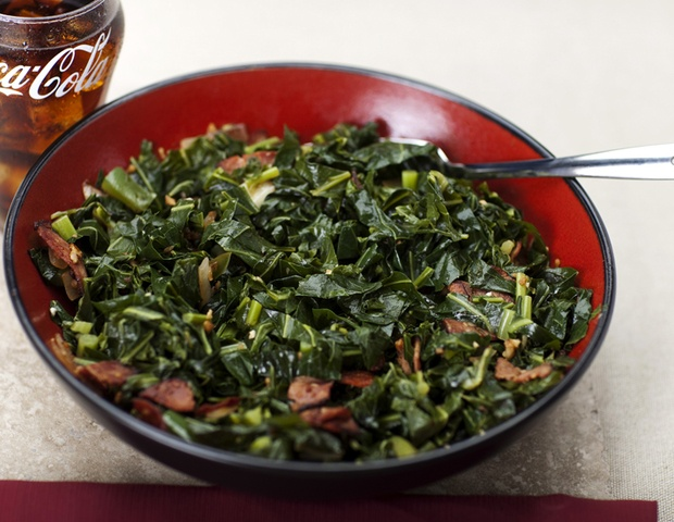 Southern Style Collard Greens | Recipes | Pinterest