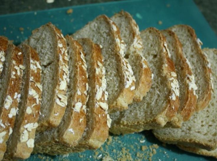 Amish Oatmeal Bread