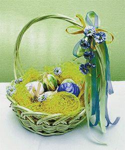 Easter basket easter pinterest - Easter basket decorating ideas ...