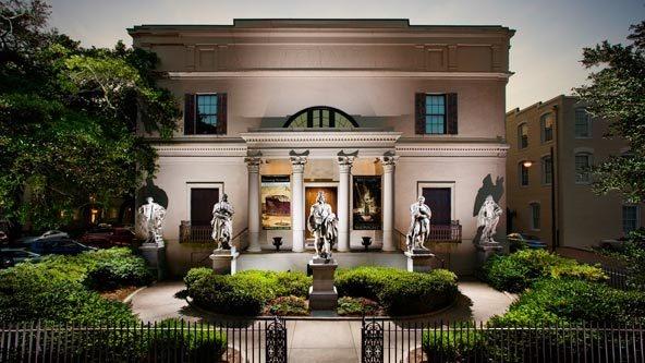 Telfair Museum of Art- Savannah GA