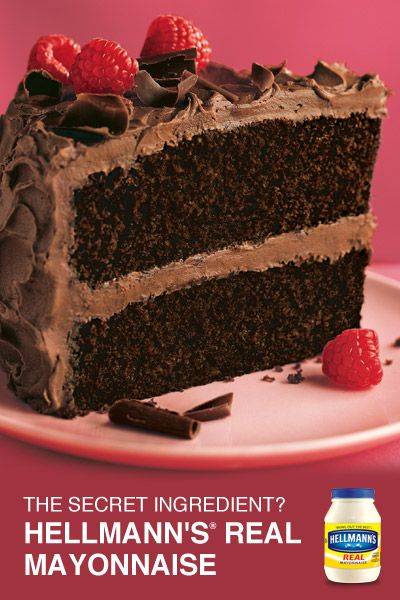Mayo Chocolate Cake. Ingredients: chocolate cake mix, mayo, cinnamon ...