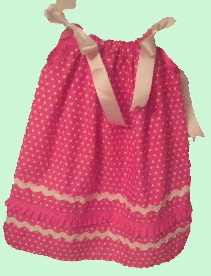 Pin by Fran Davis on Pillowcase Dresses, Etc