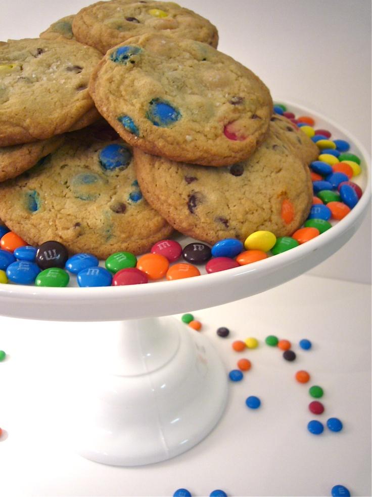 M & M Cookies Recipe — Dishmaps