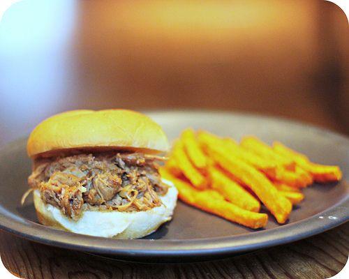 Hawaiian Pulled Pork Sandwiches | Food | Pinterest