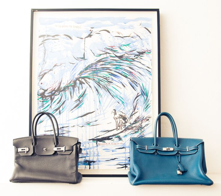 Jacqui Getty's works of art. http://www.thecoveteur.com/jacqui-getty/