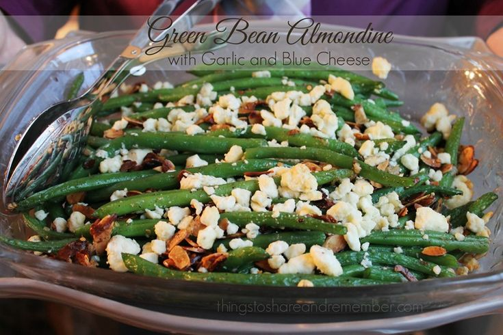 blue cheese green bean casserole recipes dishmaps green bean casserole ...