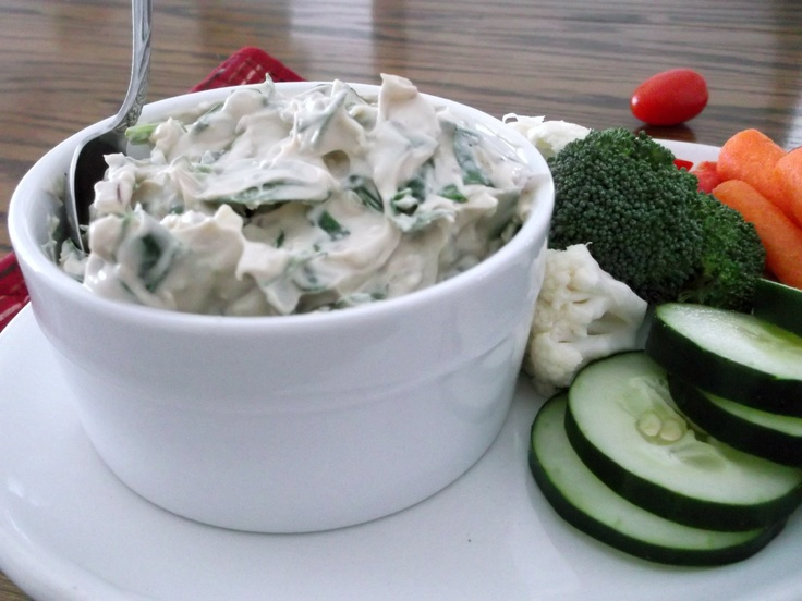 Fresh spinach dip | Food Featured on Words Of Deliciousness | Pintere ...