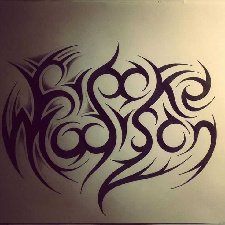 hidden tribal designs tattoo with names tribal   Pinterest hidden name for  (!)  Tattoos tattoo Tay
