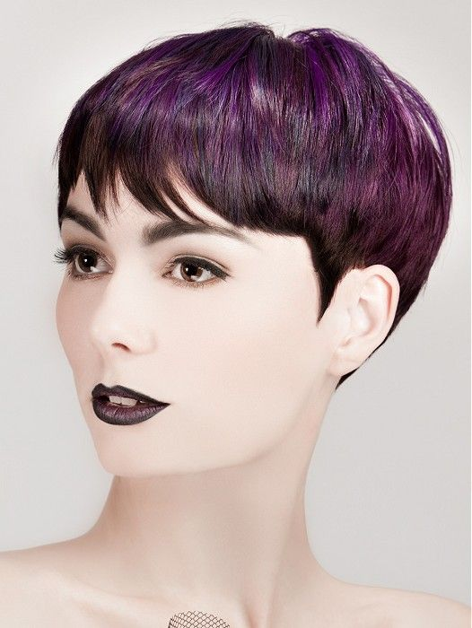 pinterest short black hairstyles : Short Black Hairstyles HAIR/BEAUTY Pinterest