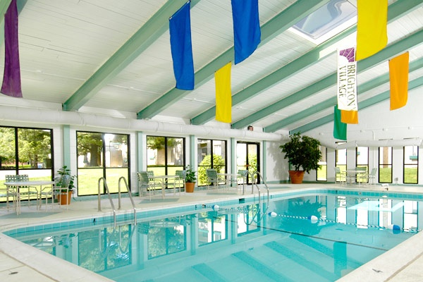 Indoor Swimming Pool Brighton Village Apartments Gaithersburg Md