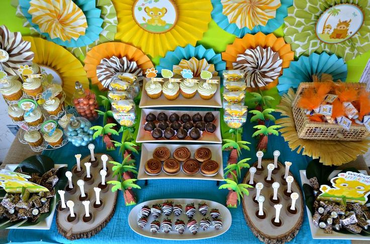 baby simba baby shower party stuff pinterest