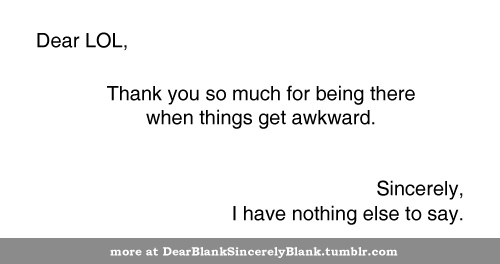 Hahaha I do that all the time.