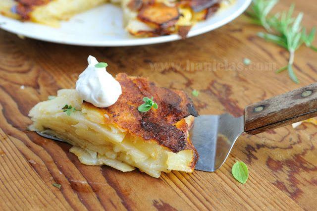 Potato Galettes With Sage Recipes — Dishmaps