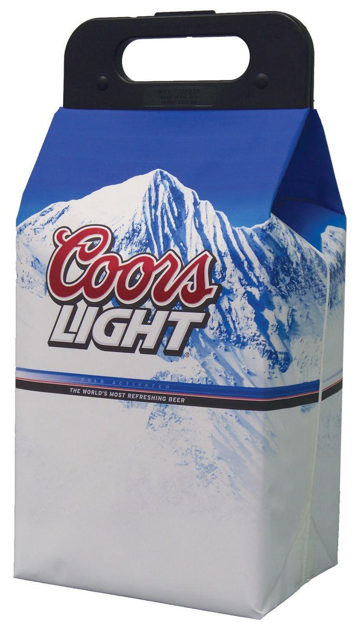 coors light coors light beer cooler 12 pack 1000 1751. Black Bedroom Furniture Sets. Home Design Ideas