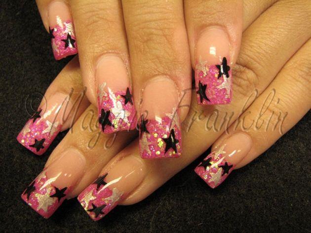 Pink rock stars