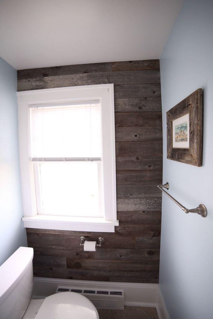 Best Reclaimed Cedar Accent Wall Home Ideas Pinterest 400 x 300