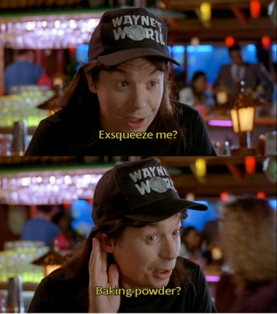Waynes World Excellent Meme Funny Quotes From Wayn...