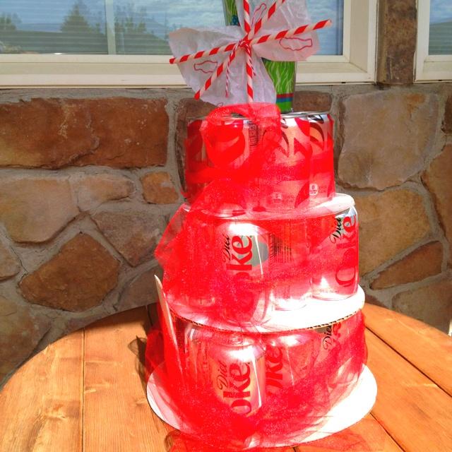 Diet Soda Cake Recipe — Dishmaps
