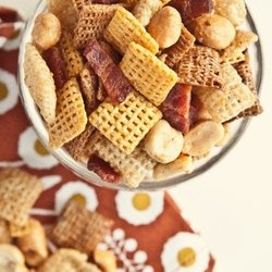 Chex Mix Recipes — Punchfork | Snacks | Pinterest