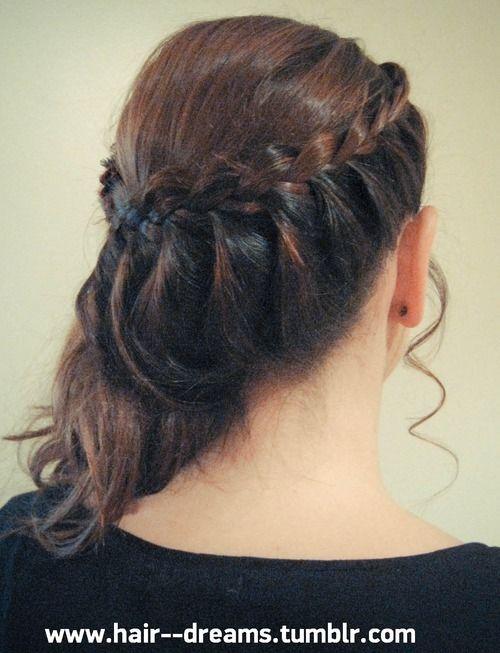 lace braid tumblr - photo #31