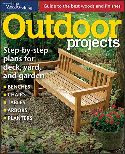 of outdoor projects step by step plans for deck yard and garden
