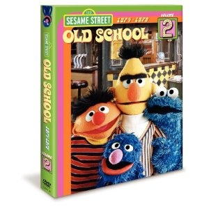 Sesame Street Old School, Volume 2, $28.99 (because the new stuff just isn't as good, is it?!)
