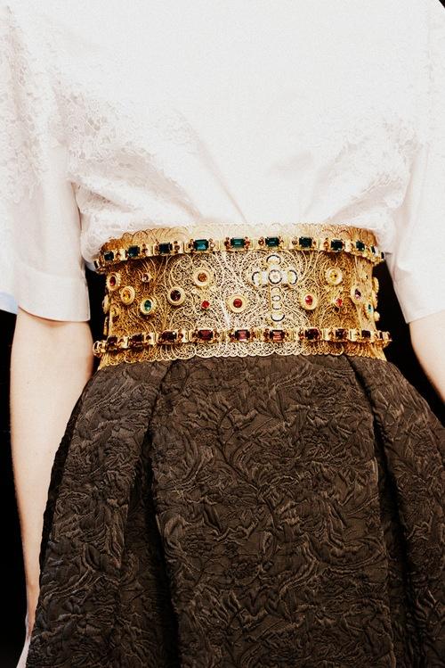 Dolce & Gabbana Fall 2013, MFW