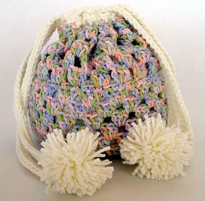 Crochet Baby Purse : Crochet Baby Cradle Purse Pattern crochet things Pinterest