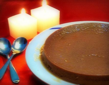 Mexican Hot Chocolate Flan | Yummy Sweet Tooth | Pinterest