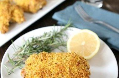 Rosemary-Lemon Oven-Fried Chicken | Yum Poultry | Pinterest