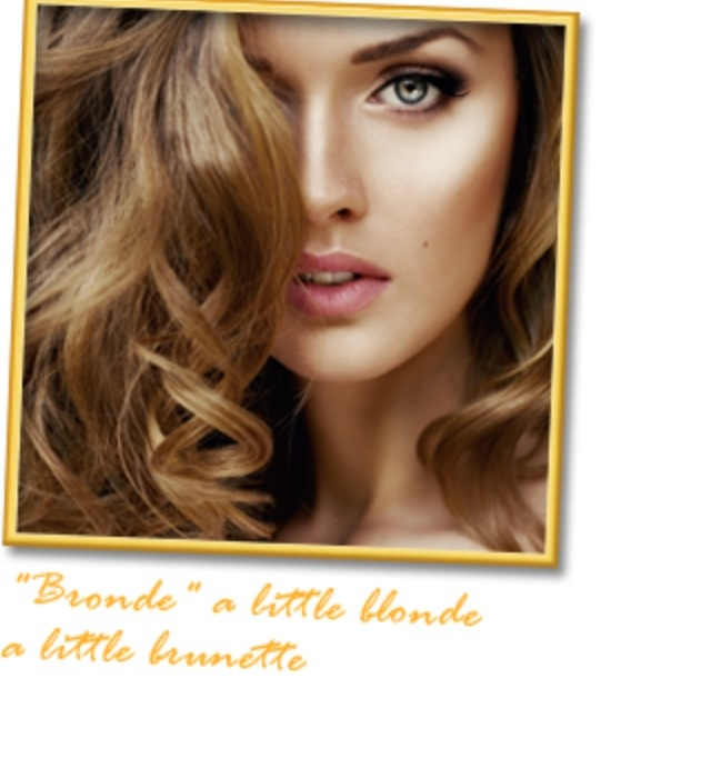 Bronde hair color | Beauty | Pinterest