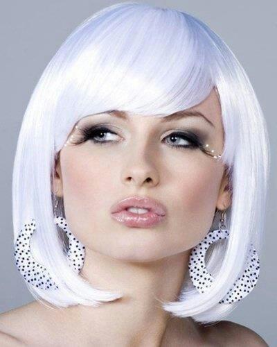 White Hair  Love Silver Grey Hair  Pinterest