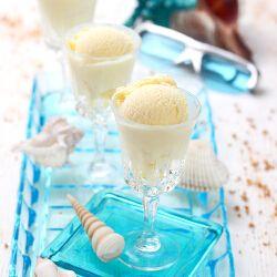 Amaretto ice cream | Ice Cream, Granita And Popcicles | Pinterest