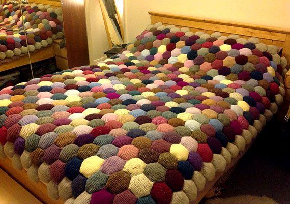 Как связать детские одеяла для начинающих