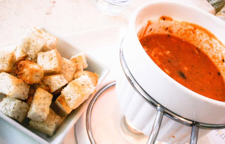 Tomato Fondue | Favorite Recipes | Pinterest