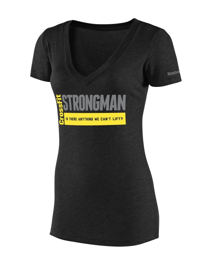 CrossFit HQ Store- Her SME Strongman Tee - Women Buy Authentic