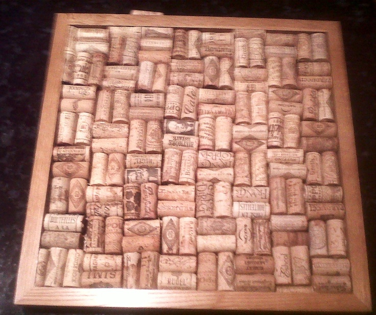 Diy wine cork board wine pinterest for Diy cork board