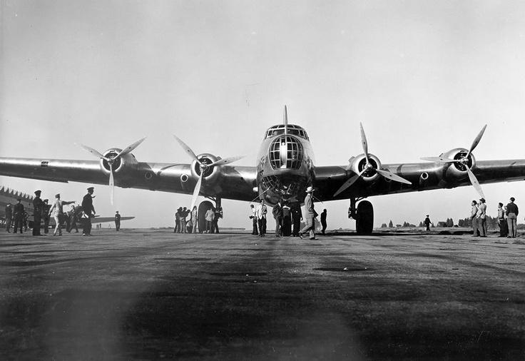 Douglas B19 Prototype
