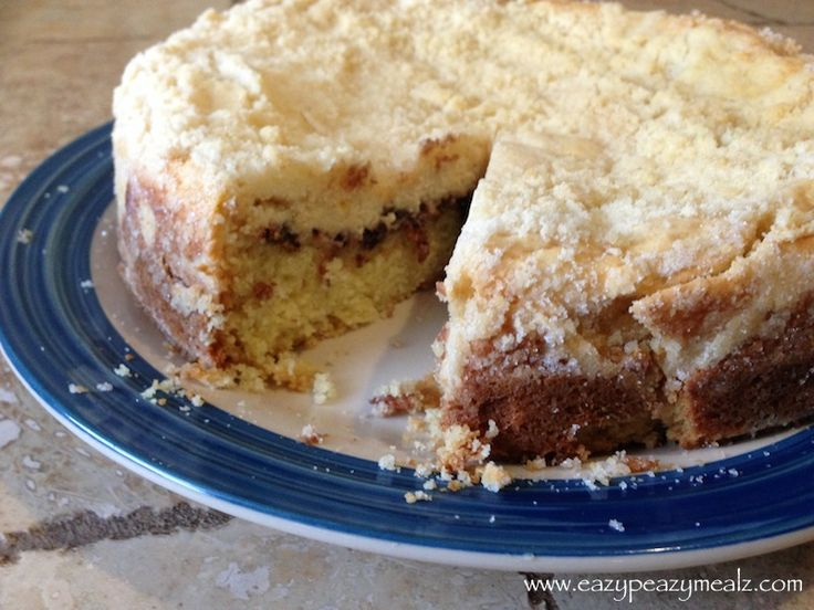 Raspberry cream cheese Dream Coffee Cake | I could be an awesome pare ...