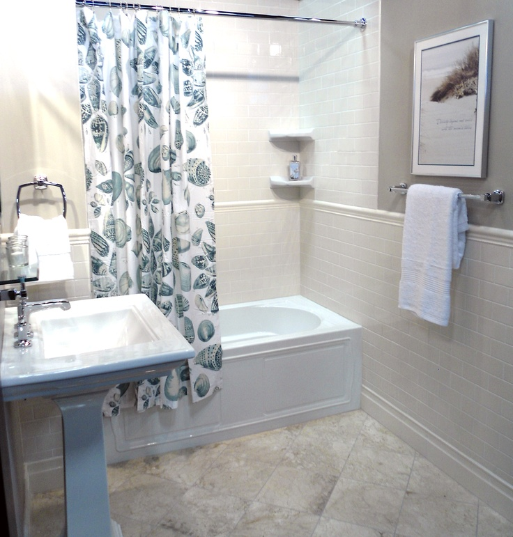 Ceramic bathroom on a budget bathroom remodel pinterest for Bathrooms on a budget