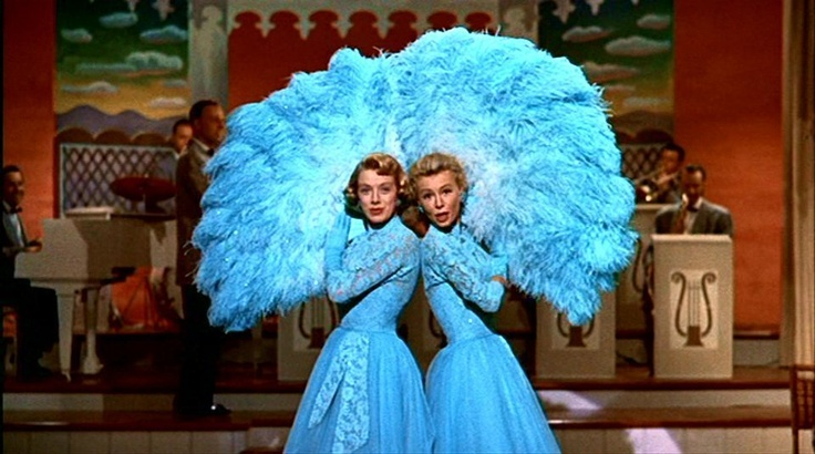 "White Christmas | On the ""big screen"" 