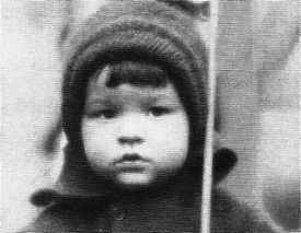 Orson welles baby pic
