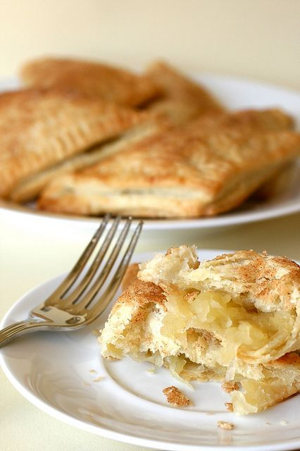 apple turnovers | Carb Overload: Breads, Sugars n Sweets | Pinterest