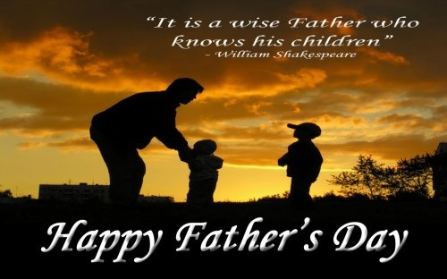 happy fathers day in heaven daddy quotes