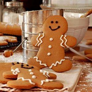 Gluten Free Gingerbread Men | mmmm so yummy | Pinterest