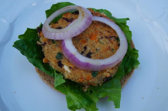 Quinoa-Feta Burgers | good & grill-y | Pinterest